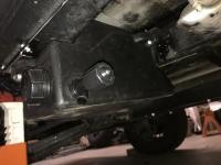 Battle Jitney grey water tank
