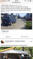 Stolen vanagon