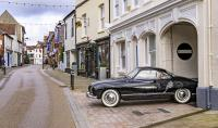 My '58 Karmann Ghia - Romsey, Hampshire