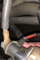 Vanagon starter wiring