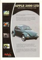 Apple 2000 (UK) Mexican Beetle Flyer