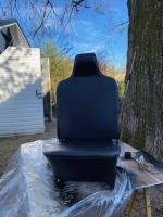 72 super beetle redone seats