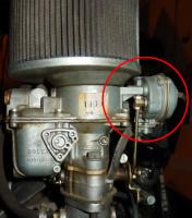 Solex H40/44EIS Choke Images