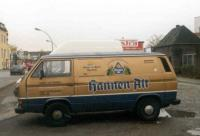 a beer truck