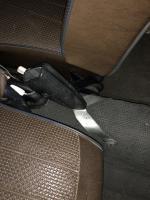 1969 Seat Belt Receptacle