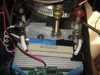 6 volt regulator field resistor