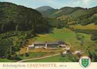 Lehenrotte, Niederösterreich