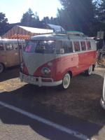 1962 so34 flipseat Westfalia
