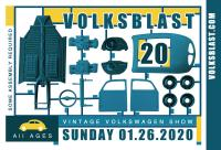 Volksblast 2020 January  24th, 25th, 26th Miami, Fl