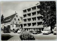 Ghia, Beetle and Notchback in Bad Dürrheim