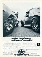 Rocket Wheels Ad