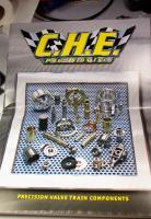 Terrys 1.8L bronze CHE valve seats