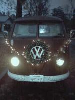 Santas real sleigh...