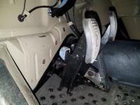 pedal bumper