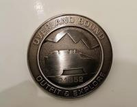 Overland Bound Medallion