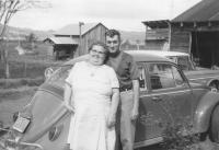 Farmer family and Beetle