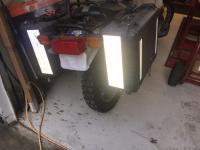 Vanagon reflectors