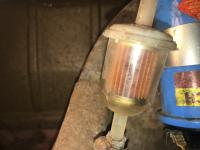 vw fuel filter