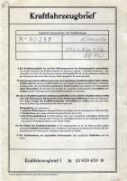 Registration pages from 1972
