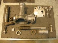 Early Beetle Steering Box-Individual Components Picture
