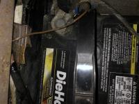 Rear seat Wiring