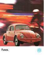Brazilian Fusca Brochure