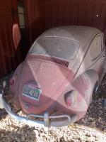 edwin ammon 1965 vw bug