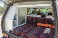 Vanagon Modern Interior