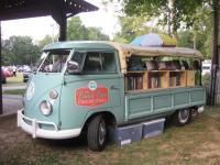 VW Book Bus