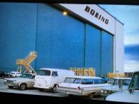 Early Bay at Boeing Factory