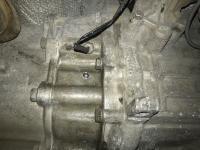 tranny temperature sensor and oil filter installation
