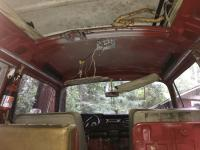 1969 wooden headliner bay window bus west