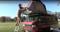 VanLife video on Vanagon Syncro with Roof Top Tent