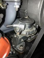 alternator fuel pump
