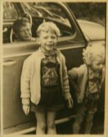 vintage vw split window photo