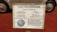 1946 Type 11 Saloon VW Bug