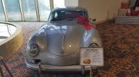 1956 Porsche Model 356A, 1600 Coupe