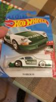 Hot Wheels German Polizei '71 Porsche 911 toy