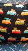 "Some ""Bus"" fabric I saw on a pillow at a couch store in Oakland, CA"