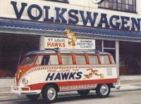 Hawks Basketball Samba