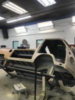 65 single cab underside finishing
