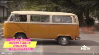 Buses in Unsellable Houses promo on HGTV