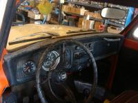 VW Dashboard Covering