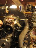 6 Volt Generator on a 1600