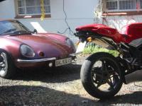 Puma GT, South Africa
