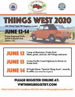 Things West 2020 event June 14th