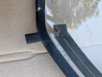 Ghia convertible rear window