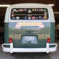 1965 standard microbus bumper refresh