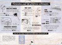 Australian 1961 accessories