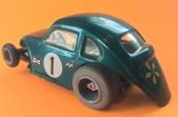 Vintage Early 1970's Riggen VW Bug Slot Car